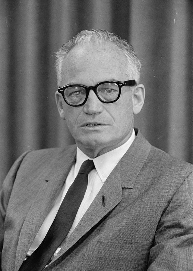 Barry Goldwater, 1962
