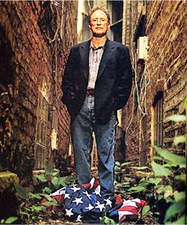 Bill Ayers, Anti-American