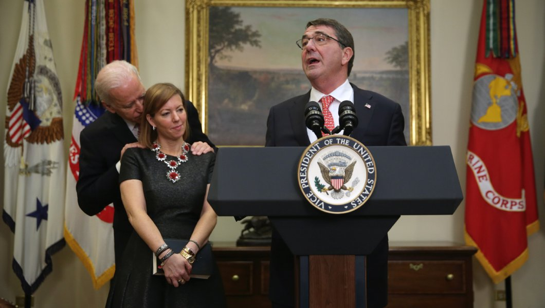 Joe Biden, Vice President of the U.S.