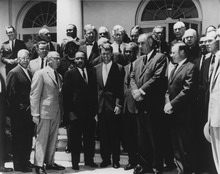 White House Civil Rights Meeting