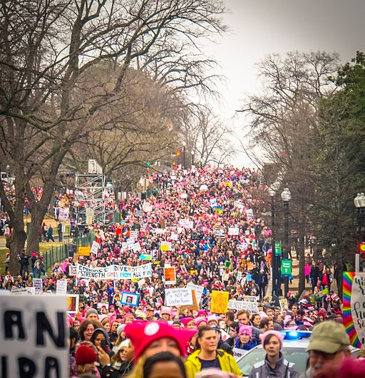 By Ted Eytan from Washington, DC, USA (2017.01.21 Women's March Washington, DC USA 00095) [CC BY-SA 2.0 (http://creativecommons.org/licenses/by-sa/2.0)], via Wikimedia Commons