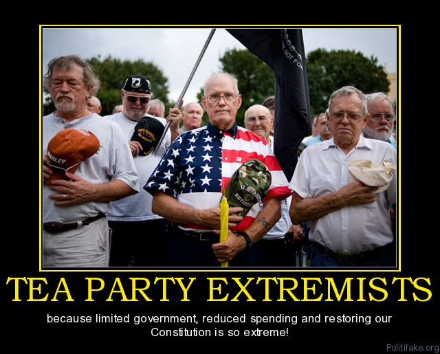 Tea Party Extremists