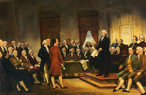 300px Washington Constitutional Convention 1787